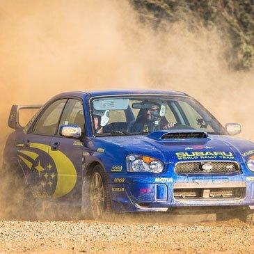 Coaching Rallye en Subaru à Bourges
