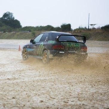 Stage de Pilotage Rallye, département Cher