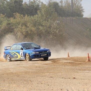 Stage de Pilotage Rallye en région Centre