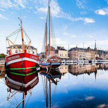 Seine maritime (76) Haute-Normandie - WEEK END