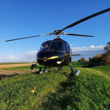Week end dans les Airs en région Haute-Normandie