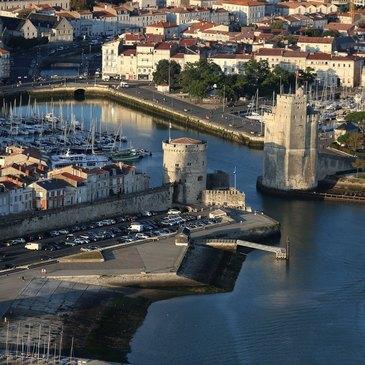Marans, à 30 min de La Rochelle, Charente maritime (17) - Baptême en ULM et Autogire