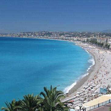 Week-end en Amoureux à Nice en région Provence-Alpes-Côte d'Azur et Corse