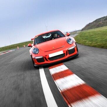 Stage en Porsche 991 GT3 RS - Circuit de Clastres