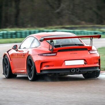 Circuit de Clastres, Aisne (02) - Stage de pilotage Porsche