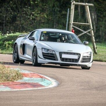 Stage de Pilotage Audi R8 V10 - Circuit de Clastres