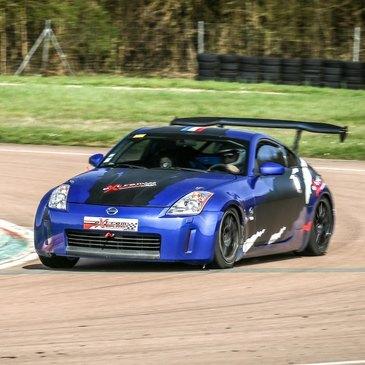 Stage de Drift en Nissan 350Z - Circuit de l'Auxois Sud