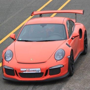 Coaching Pilotage en Porsche 991 GT3 RS à Magny-Cours