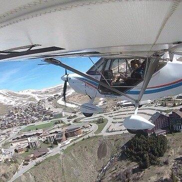 Pilotage ULM, département Drôme