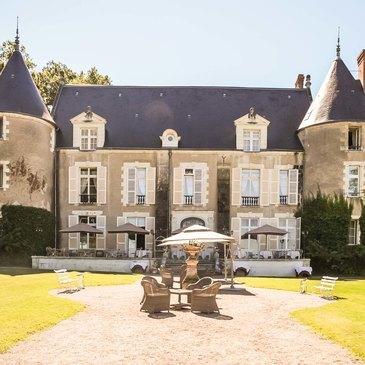 Week end dans un Château, département Indre et loire