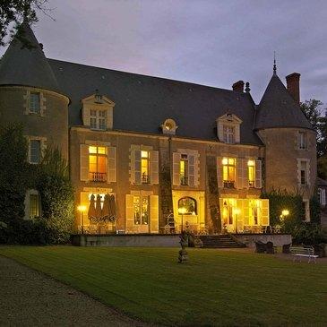 Week end dans un Château en région Centre