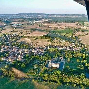 Baptême en ULM et Autogire, département Saône et loire
