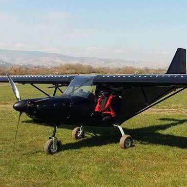 Pilotage d'ULM Multiaxe à Mâcon
