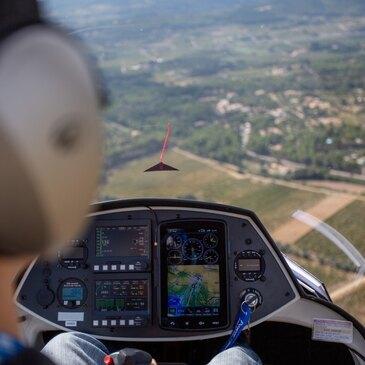 Initiation au Pilotage d'ULM Multiaxe au Castellet