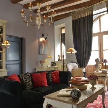 Week-end dans un Hôtel de Charme à Saumur en région Pays-de-la-Loire