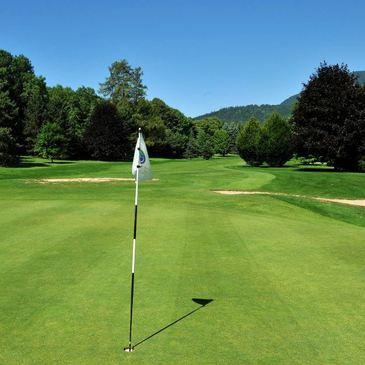 Week end Golf, département Ain
