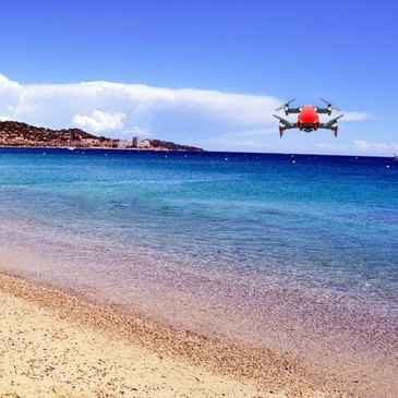 Initiation au Pilotage de Drone à Sainte-Maxime