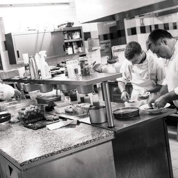 Cours de Cuisine dans un Château près de Mâcon