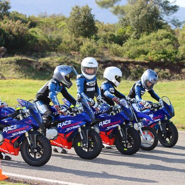 Stage de pilotage moto en région Provence-Alpes-Côte d'Azur et Corse