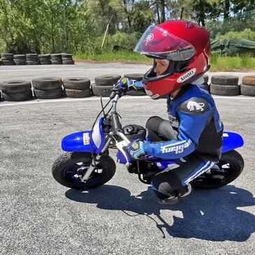 Stage de Pilotage pour Enfant proche Circuit de karting du Luc