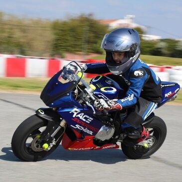 Stage de Pilotage Moto pour Enfant - Circuit du Luc