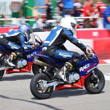 Circuit karting du Luc, Var (83) - Stage de pilotage moto