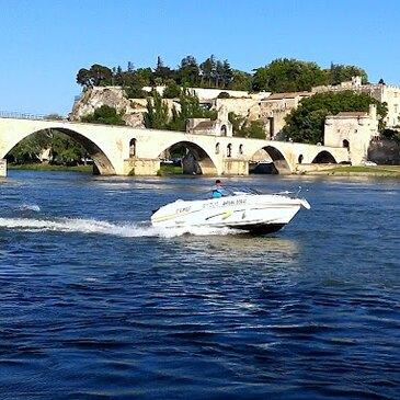Permis Bateau à Avignon