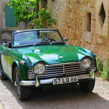 Les Baux-de-Provence, Bouches du Rhône (13) - Week end Pilotage Auto et Moto