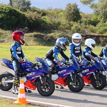 Stage de pilotage moto, département Var