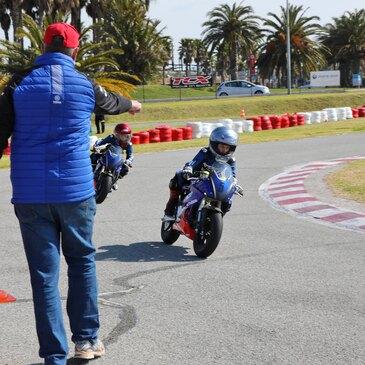 Circuit karting de Fréjus, Var (83) - Stage de pilotage moto