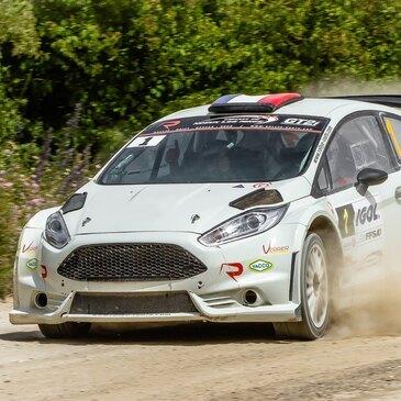 Stage Rallye en Ford Fiesta R5 - Circuit de Nœux-les-Mines