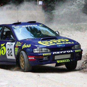 Stage de Pilotage Rallye proche Circuit de Nœux-les-Mines