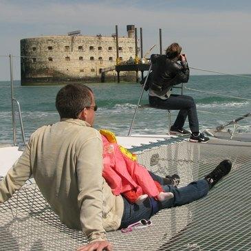 La Rochelle, Charente maritime (17) - Balade en bateau