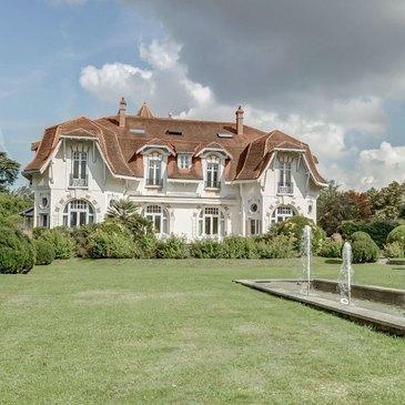 Week End Golf au Château du Clair de Lune à Biarritz