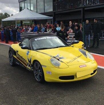 Stage Enfant en Porsche Boxster - Circuit de Trappes