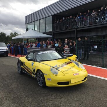 Stage Enfant en Porsche Boxster - Circuit de Dreux