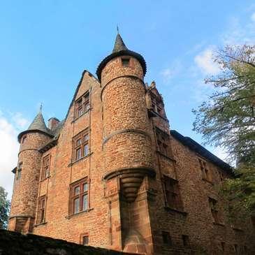 Week-end en Amoureux dans un Château à Rodez