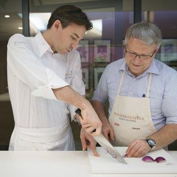 Cours de Cuisine chez Alain Ducasse à Paris