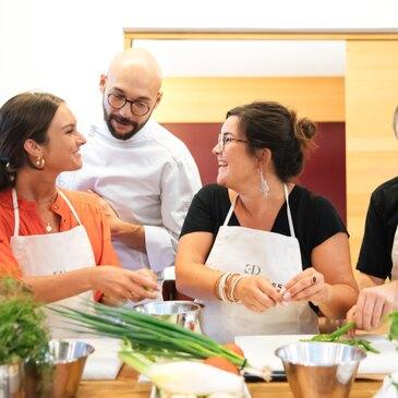 Cours de Cuisine 3* chez Alain Ducasse à Paris