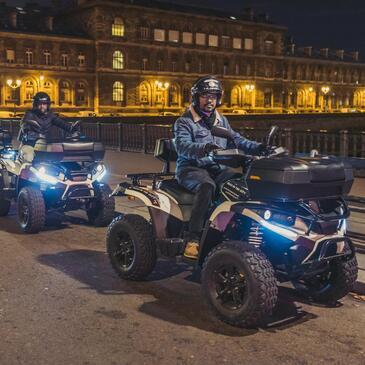 Quad & Buggy, département Paris
