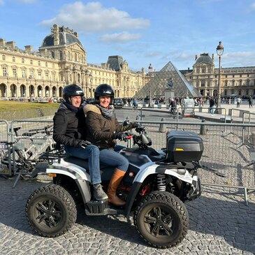 Quad & Buggy, département Paris