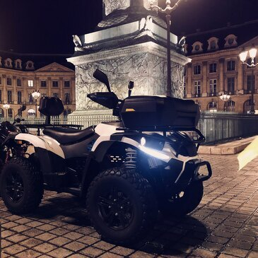 Quad & Buggy en région Ile-de-France