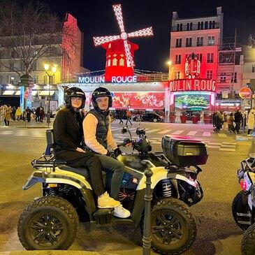Quad & Buggy en région Ile-de-France