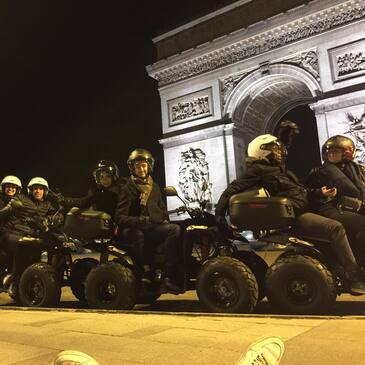 Paris 4e, Paris (75) - Quad & Buggy