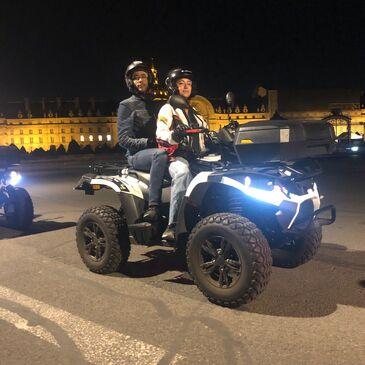 Quad & Buggy proche Paris 4e