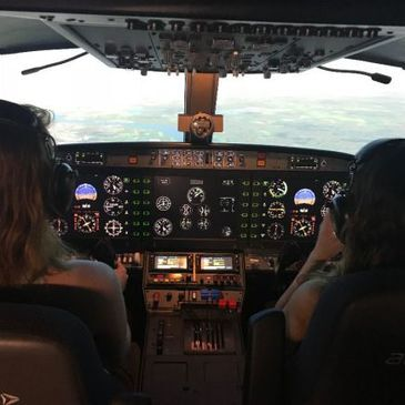 Simulateur de Vol en Avion à Libourne