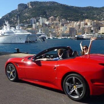Stage de Pilotage sur Route, département Monaco