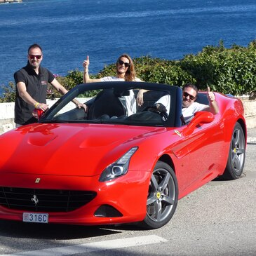 Monaco, Monaco (98) - Stage de Pilotage sur Route