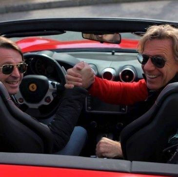 Stage sur Route en Ferrari California à Monaco en région Provence-Alpes-Côte d'Azur et Corse