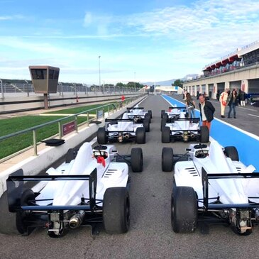 Circuit de Dijon Prenois, Côte d'or (21) - Stage de Pilotage Formule 1